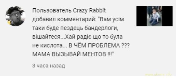 Прибічники Зеленського ненавидять Україну українською мовою