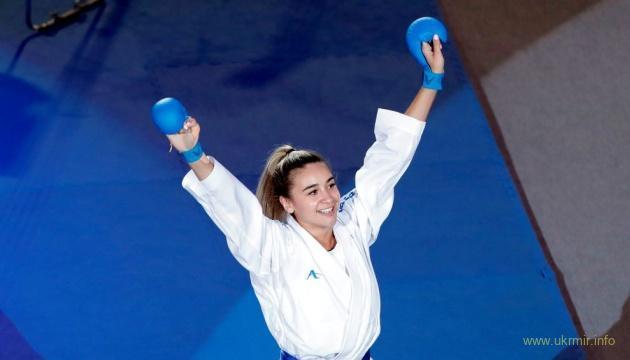 Українська каратистка перемогла на етапі Karate1 Premier League в Дубаї