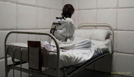 На РФ за год число психбольных увеличилось почти вдвое
