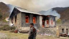 """Армяне, используя тактику """"выжженой земли"""", жгут сёла... но что-то пошло не так"""