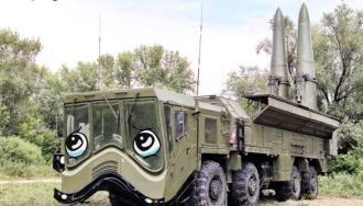 Российские «Искандеры» не смогли поразить ни одной цели в Карабахе