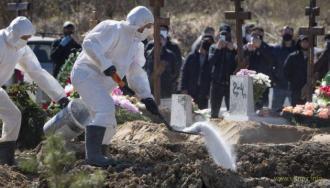 В регионах РФ в разы занижают смертность от COVID-19