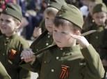 Детские войска росии или воспитание юнных Мачете