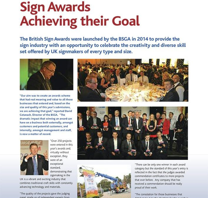 BSGA Newsletter Issue 63