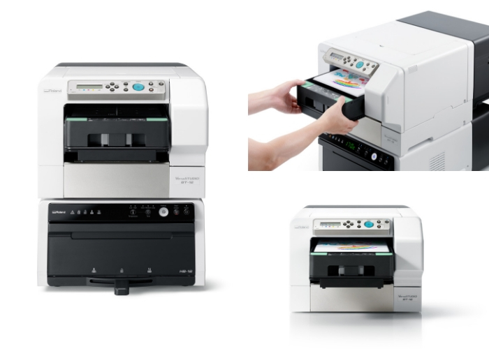 Roland DG Launches its First Direct-To-Garment Printer | ISA-UK
