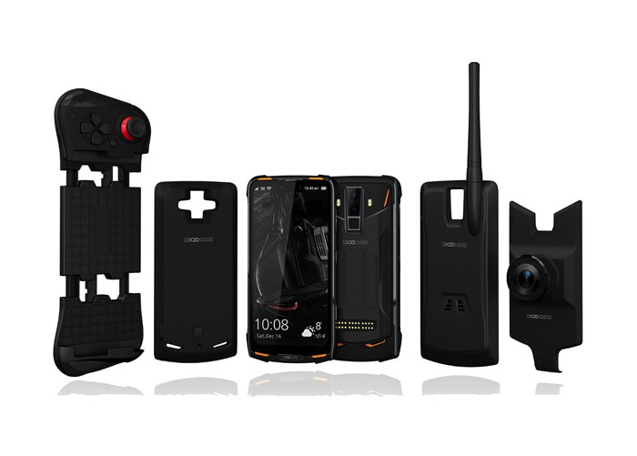 New rugged smartphone claims to be 'unbreakable'
