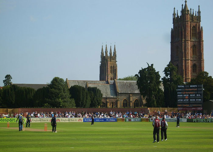 , Somerset County Cricket Club Selects ITEC as Official Technology Partner