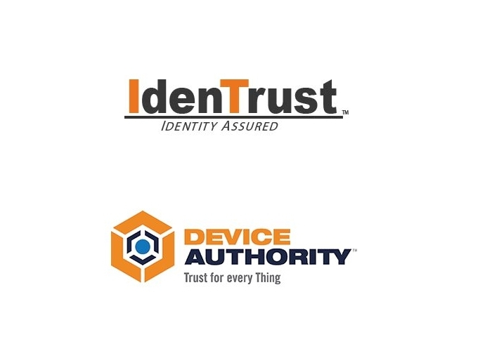 , IdenTrust® and Device Authority Collaborate to Deliver Secure Lifecycle Management to the IoT