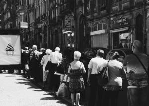 Cutting the queue with business mobility technology