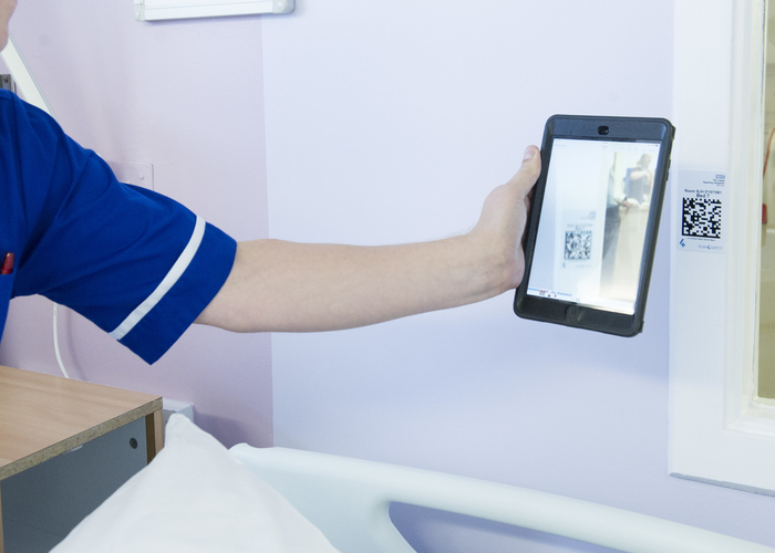 , Ingenica Solutions partners with Scandit to pioneer the use of augmented reality (AR) in the NHS