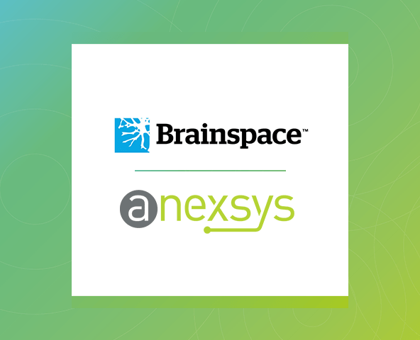 Anexsys announces partnership with Brainspace