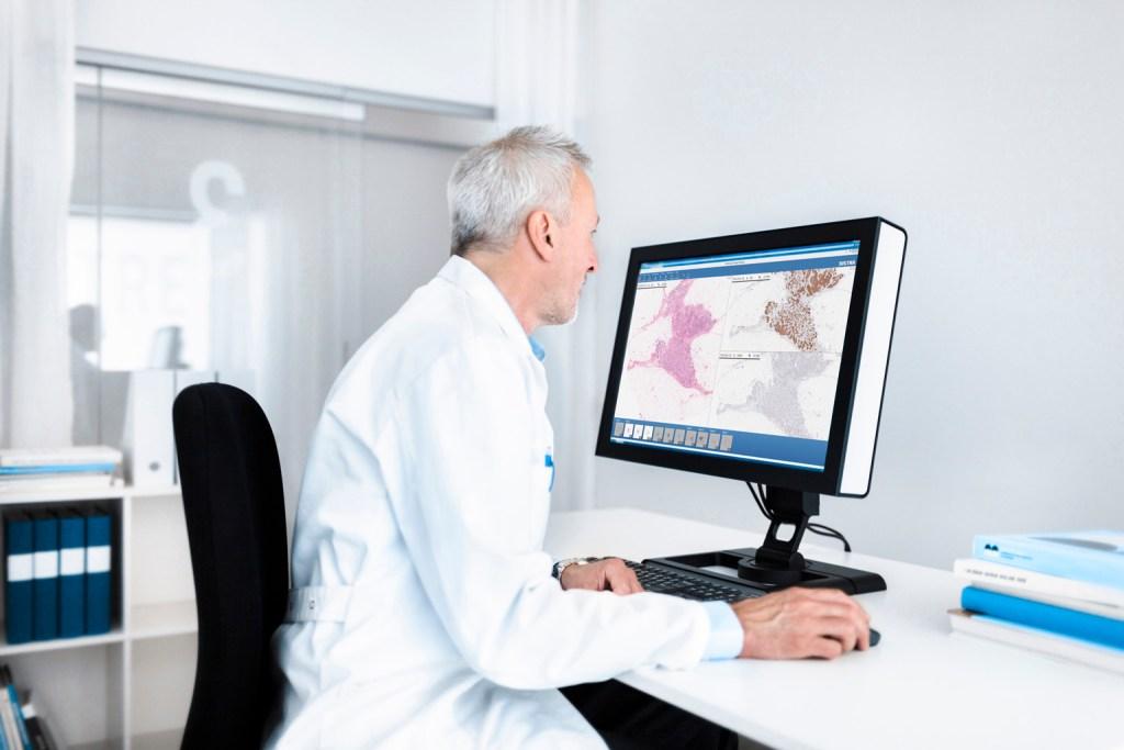 Leeds deploys imaging tech for advanced NHS regional digital pathology network