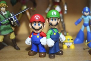 What are the most popular gaming characters in video games?