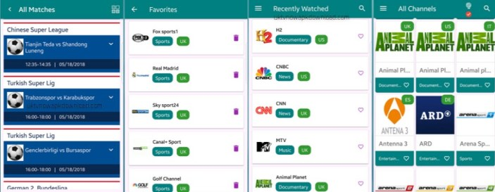 TVTap  Apk Download v1 1 for Android, PC, iPhone App - Watch