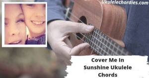 Read more about the article Cover Me In Sunshine Ukulele Chords By  P!nk & Willow Sage Hart