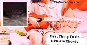 Read more about the article First Thing To Go Ukulele Chords By  Hayley Williams