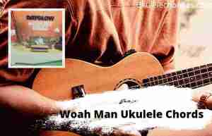 Woah Man Ukulele Chords By Dayglow