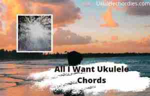 Read more about the article All I Want Ukulele Chords By Kodaline