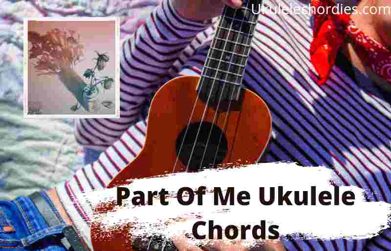 Read more about the article Part Of Me Ukulele Chords By Noah Kahan