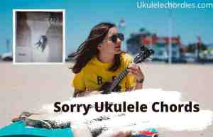 Read more about the article Sorry Ukulele Chords By dodie