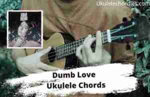 Read more about the article Dumb Love Ukulele Chords By mimi webb
