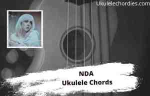 Read more about the article NDA Ukulele Chords By Billie Eilish
