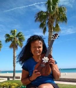 voyage et ukulele en espagne