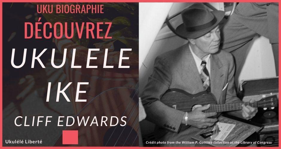 Cliff Edwards joue du ukulele - Ukulele Ike
