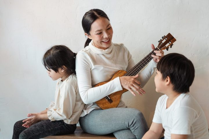 Ukulele Parents About page