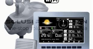 Mudah Memantau Cuaca dengan AW003
