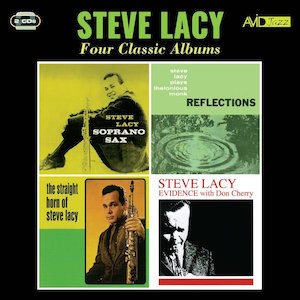 Steve Lacy 'Four Classic Albums' 2CD (Avid Jazz) 5/5 | UK Vibe