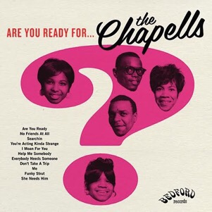 The Chappells 'Are You Ready' (Bedford) 5/5 | UK Vibe