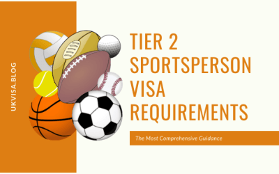 A Guide to UK Tier 2 Sportsperson Visa Application Requirements