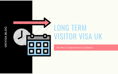 How to Apply for 2, 5 and 10 years Long Term Visitor Visa UK?