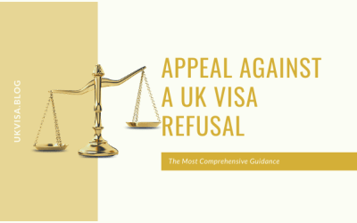 Appeal Against Visa Refusal UK: All You Need to Know!