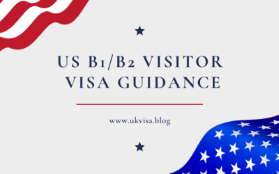 US B1/B2 Visitor Visa Requirements for Business and Tourism