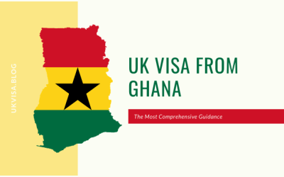 UK Visa Application Requirements in Ghana for Ghanaians 2020/21