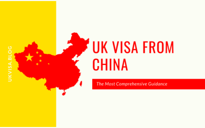 UK Visas for Chinese Citizens 2021: All You Need to Know
