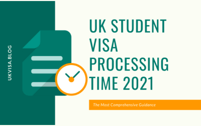 How Long Does It Take for UK Student Visa to be Approved in 2021?