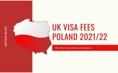 How much is the UK Visa Application Fee 2021 in Poland?