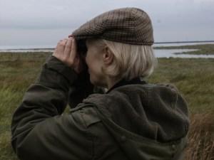 Hilary Kington on the salt marsh