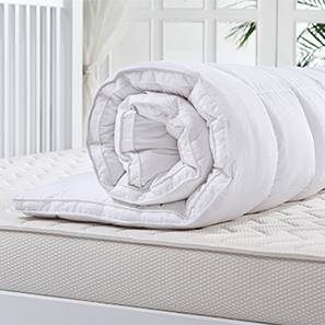 Manteau Flex Hollowfiber Mattress Topper King Toppers Size