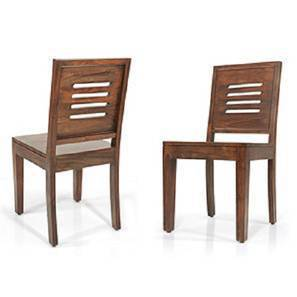 Capra Dining Chairs   Set of Two   Urban Ladder