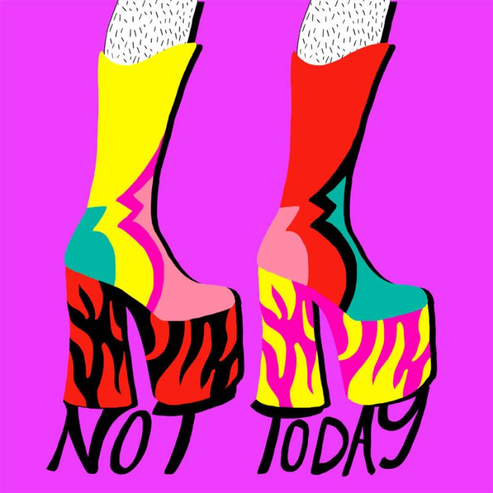 "Martina Filippella, ""Not Today"""