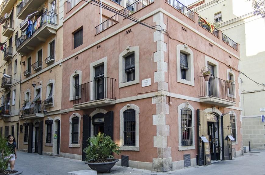 Quartier Barceloneta