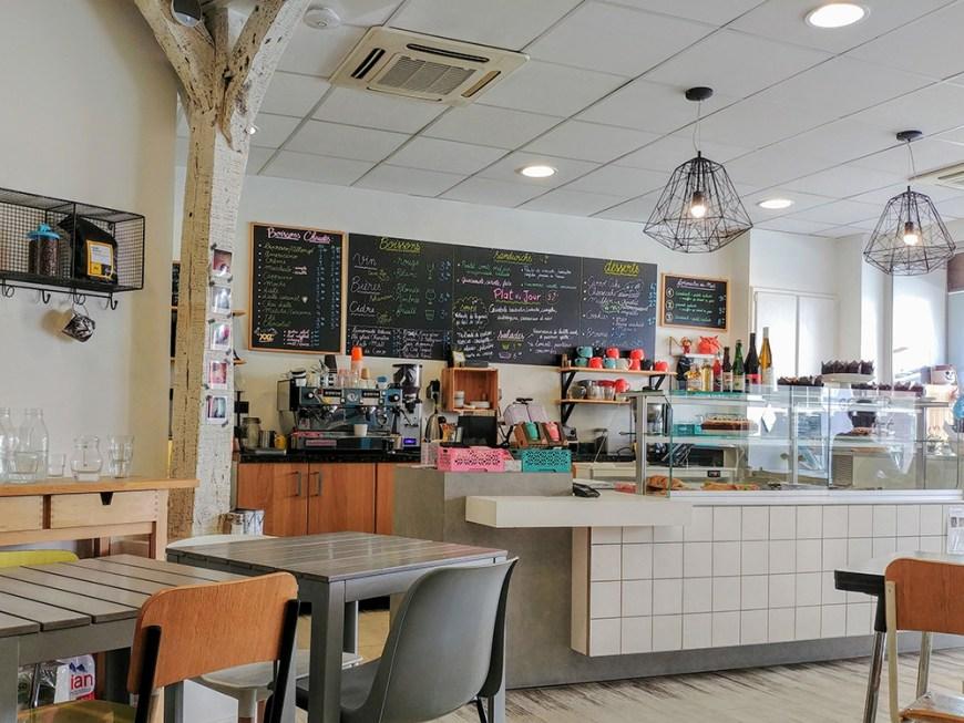 Café Albertine Rennes
