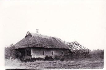 Sepa maja enne lammutamist