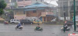 Update Cuaca di Kepri, Waspada Hujan, Petir dan Angin Kencang di Wilayah Ini