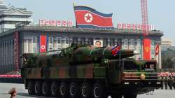 Korea Utara Gelar Parade Militer Malam Hari, Ada Apa?