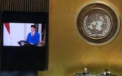 Ini 4 Sikap Presiden Jokowi dalam Sidang PBB
